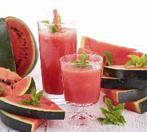 Bezalkoholowe drinki z arbuzem - 2 przepisy