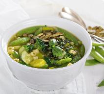 Włoska zupa z cukinii - pyszna i zdrowa [PRZEPIS]
