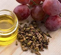 Olej z pestek winogron: zastosowanie, właściwości