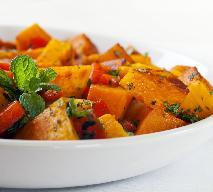 Pieczona dynia z warzywami: sprawdzony przepis