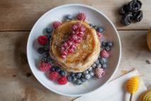Śniadanie dla dziecka: przepis na placuszki
