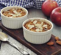 Jabłka pod kruszonką: prosty przepis na szybki i pyszny deser