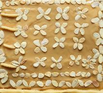 Mazurek kajmakowy z bakaliami - przepis babci Krysi [tradycyjny]