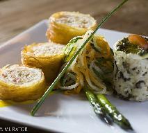 Sola faszerowana w sosie szafranowym: przepis na rybę na sylwestra