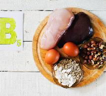 Witamina B5 - produkty bogate w witaminę B5
