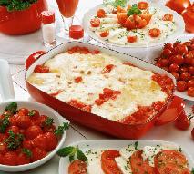 Zapiekanka warzywna z pomidorami: przepis