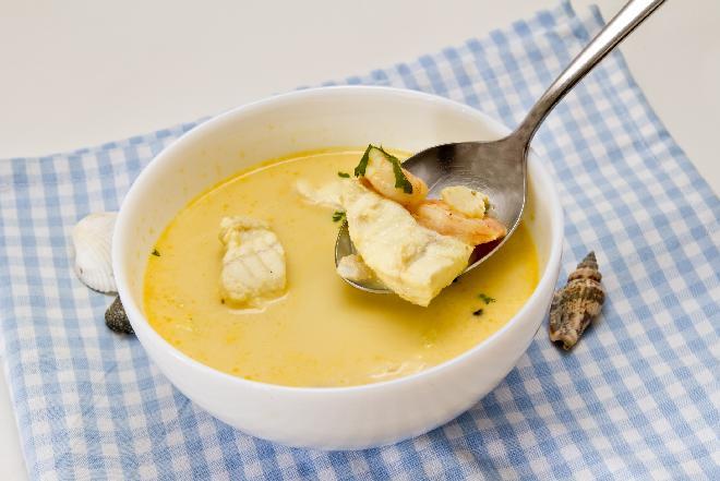 Zupa rybna - przepis na wigilię