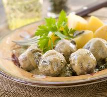 Pulpety w sosie pieczarkowym - pyszne danie z mięsa indyka