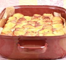 Żemlowka - czeski deser z czerstwego pieczywa