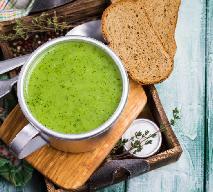 Pikantna zupa z mrożonego groszku i brokułów: przepis w stylu azjatyckim