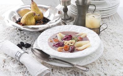Zupy owocowe