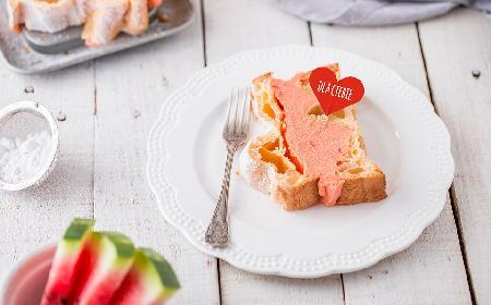 Karpatka arbuzowa - pyszny letni deser